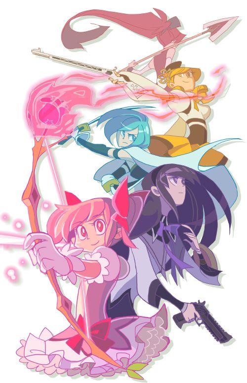 http://moonstone436.deviantart.com/art/Mahou-Shoujos-244235950