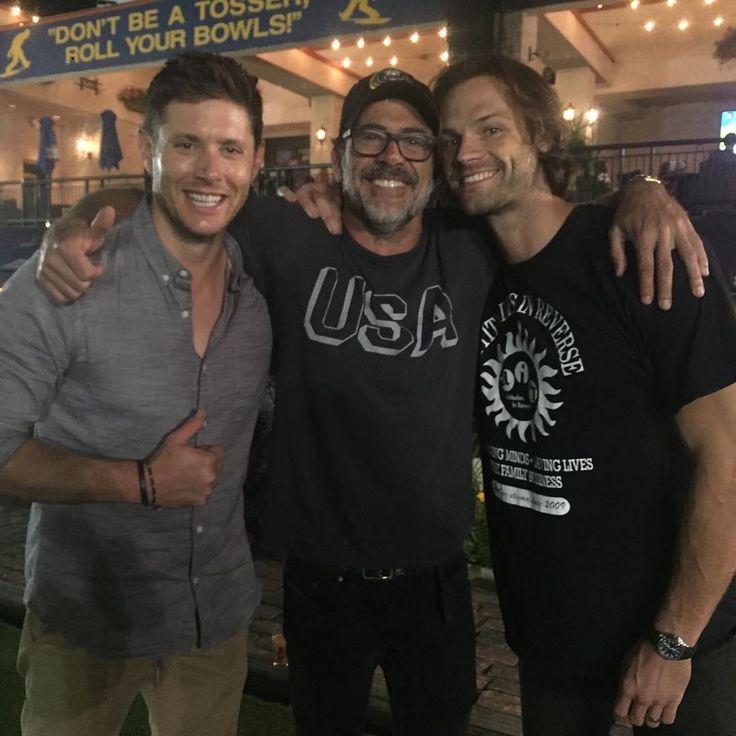 Jensen ackles and jared padalecki best friends
