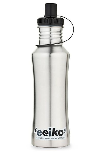Mothers Day Gift Ideas - EEIKO Stainless Steel Drink Bottle , $12.00 (http://www.ecoshopperth.com.au/eeiko-stainless-steel-drink-bottle/)