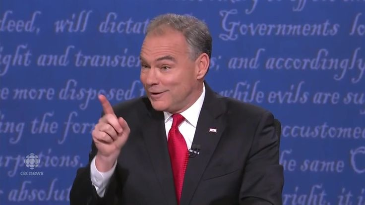 Donald Trump has been facing some heavy insults and criticism from Tim Kaine. He did his best not to let Mike pence get to say a word during their debate on Tuesday. In our minds, this is not the profile of a Vice President we are looking for. Imagine how he will work if Hillary …