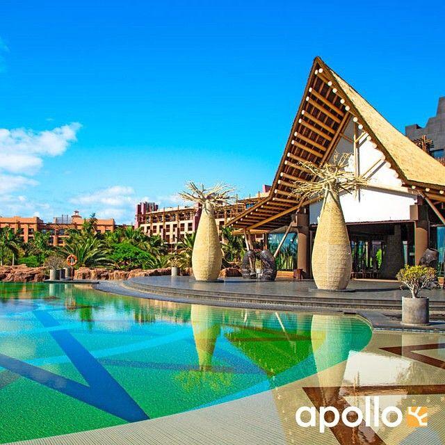 Det skønne afrikanskprægede hotel Lopesan Baobab på Gran Canaria. Du kan læse mere om hotellet her: www.apollorejser.dk/rejser/europa/spanien/de-kanariske-oer/gran-canaria/meloneras/hoteller/lopesan-baobab-resort