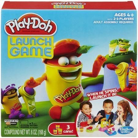 PlayDoh Launch Game Requires 1 C Battery not included ** Want additional info? Click on the image.