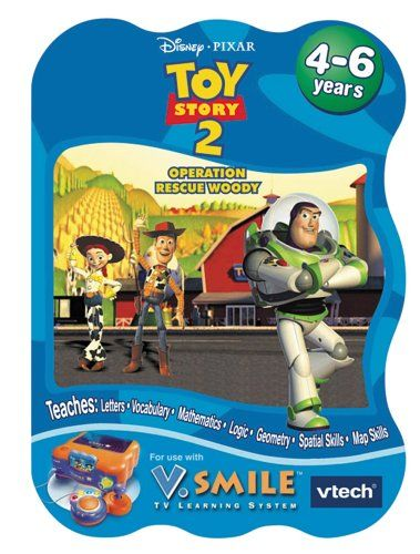Vtech Learning Game: Toy Story 2 -Operation Rescue Woody Learning Game: Toy Story 2 -Operation Rescue Woody, Vtech toy / game (Barcode EAN = 0050803922238). http://www.comparestoreprices.co.uk/educational-toys/vtech-learning-game-toy-story-2-operation-rescue-woody.asp