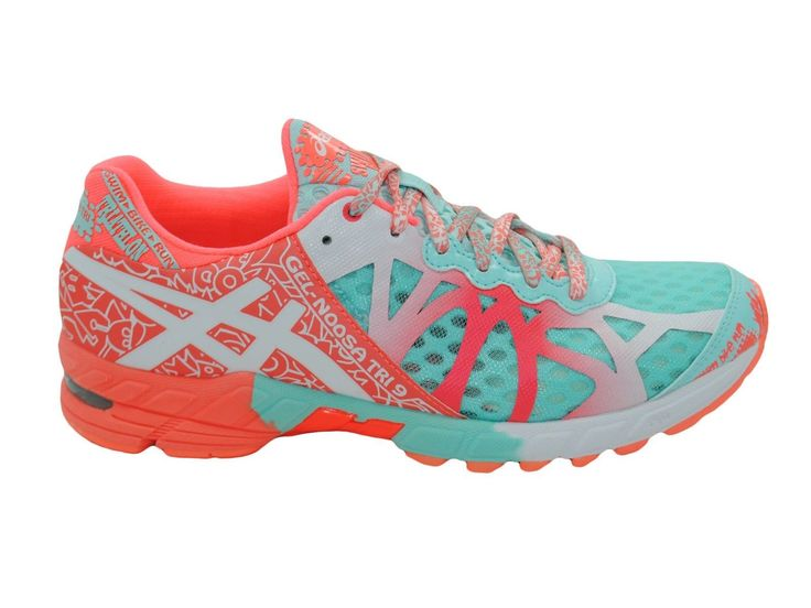 Asics GEL Noosa TRI 9 Womens Glacier Coral Shoes Free Post Australia | eBay  $218