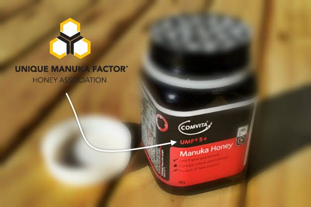 What Does UMF Mean in Manuka Honey? Find out all about the UMF rating system and which brands you should consider next time you go to buy some high quality New Zealand Manuka honey.