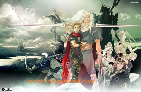 Final Fantasy IV The After Years Free Download PC Game - Free Download PC Game