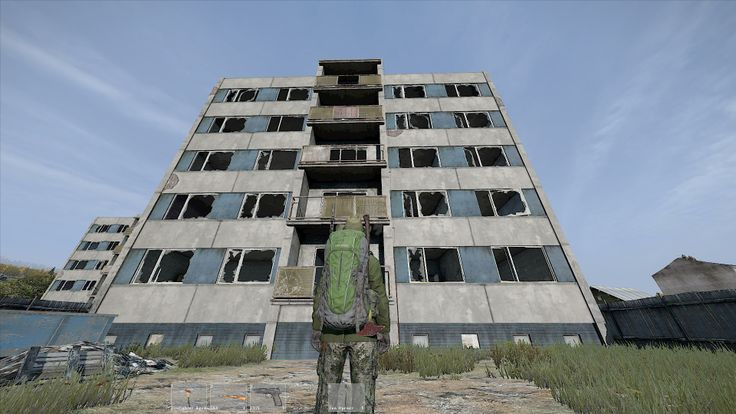 Snipers at the top? #dayz