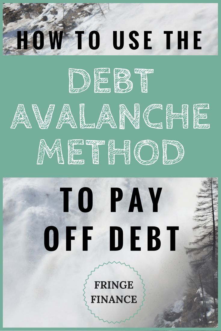 The debt avalanche method is a debt repayment strategy that targets your highest interest debts first, so you'll be debt-free sooner and pay less in interest. But is it right for you?