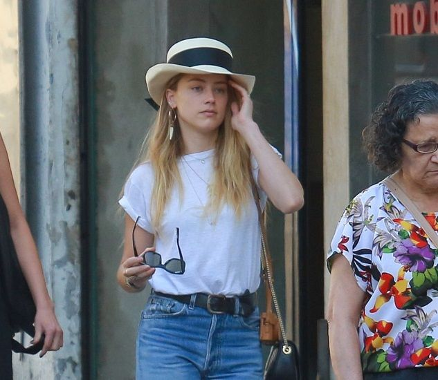 Амбер эванс в джинсах фото 404-264