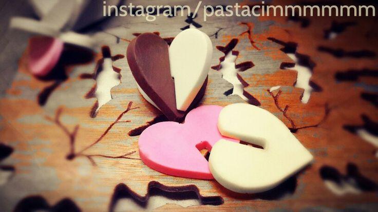 Kalpli çikolatalar