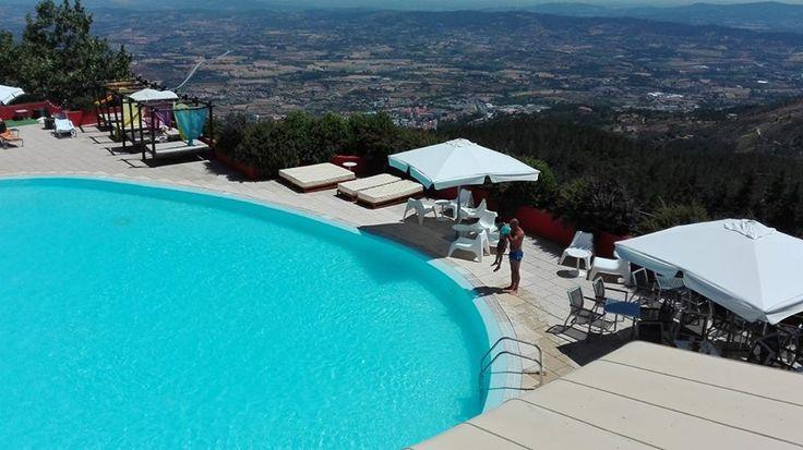 Hotel dos Carqueijais na Serra da Estrela