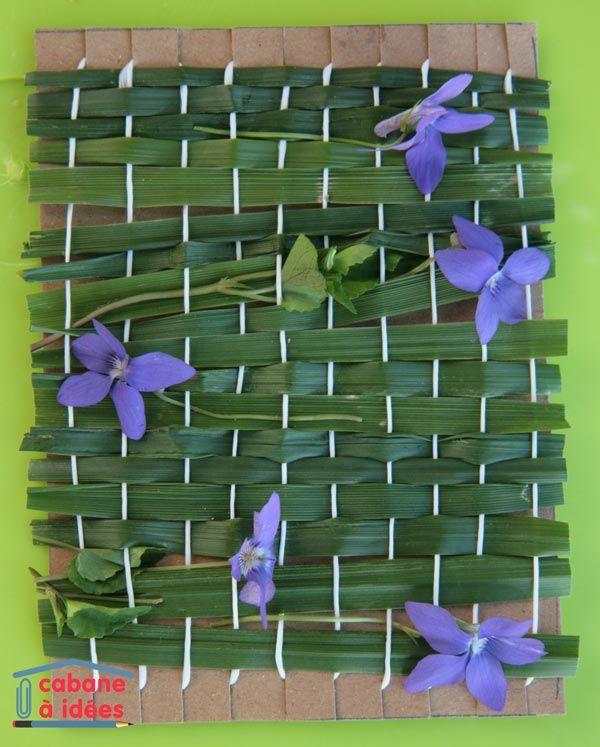 tissage-herbe-fleurs