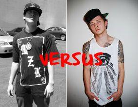 Born vs. Casper   Disrespectful or True Breaking?