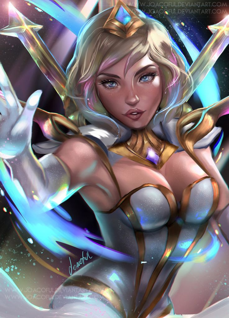 Hello!!! I uploaded this to my youtube channel so you canWATCH THE PROCESS HERE! Along with some pretty Groovy music lol Captain Fortune League Of Legends Fanart because I like th...