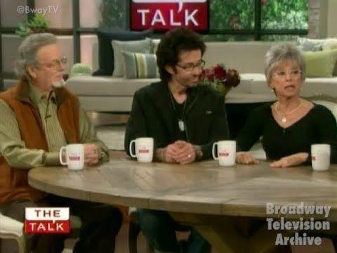West Side Story Reunion w/  Rita Moreno, Russ Tamblyn, George Chakiris (The Talk 16-Nov-2011) - YouTube