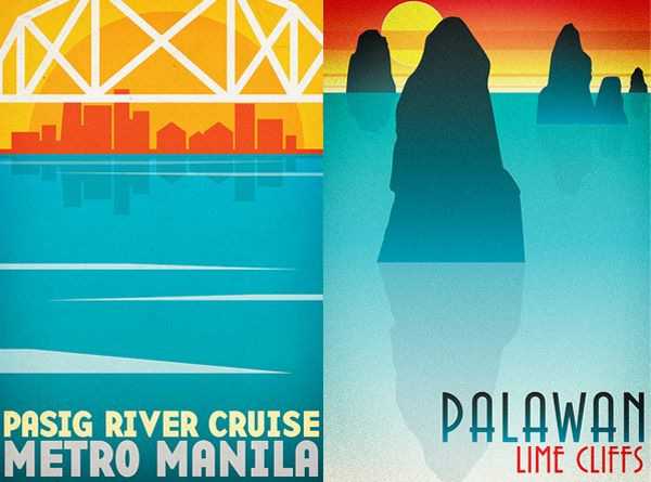 Philippine tourism posters2