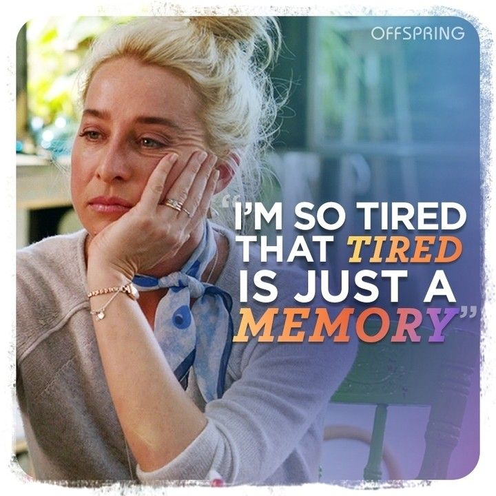 "1,128 Likes, 32 Comments - Offspring On Ten (@offspringonten) on Instagram: ""Shout out to all the Mums who are beyond tired  #Offspring"""