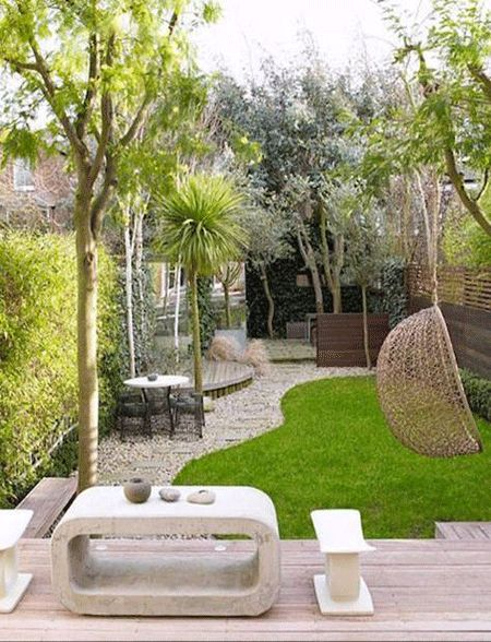 garden design long narrow plot - Garden Design Long Narrow Plot