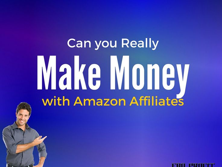 Can You Make Money With the Amazon Affiliate Program?