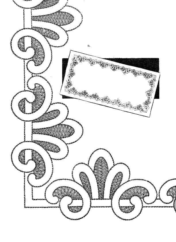 scan 1MA BOUTIQUE EN LIGNE Broderie d'Antan > u- Richelieu Présentation de l'album u- Richelieu