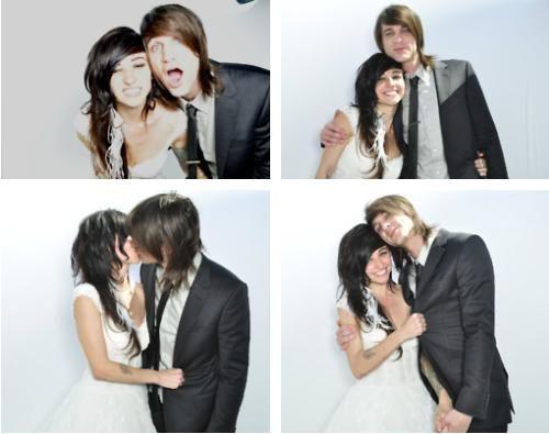 awhhh LIGHTS married <3