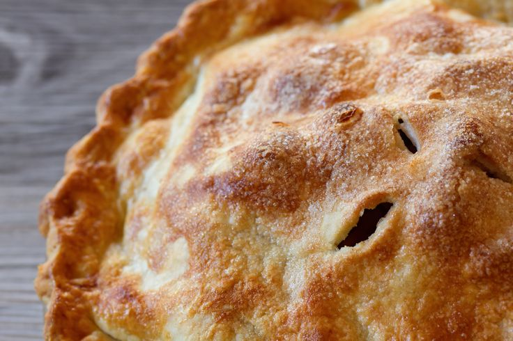 Pie Secrets: How to Bake a Masterpiece. The masterpiece being a glorious apple pie!