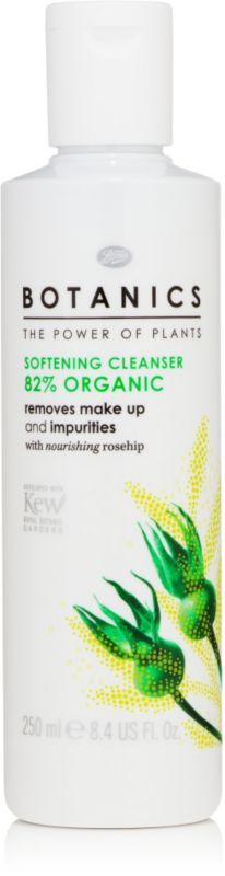 Boots Botanics Organic Softening Cleanser Ulta.com - Cosmetics, Fragrance, Salon and Beauty Gifts
