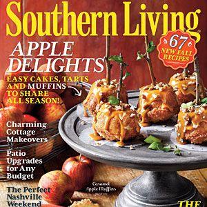 September 2012 Magazine. Southern Living ...