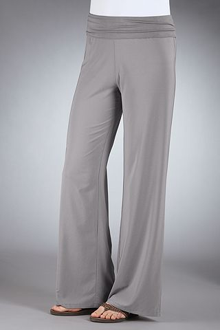 Wide Leg Pant: Sun Protective Clothing - Womens