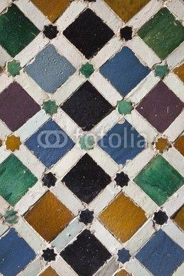 Pattern andalusí