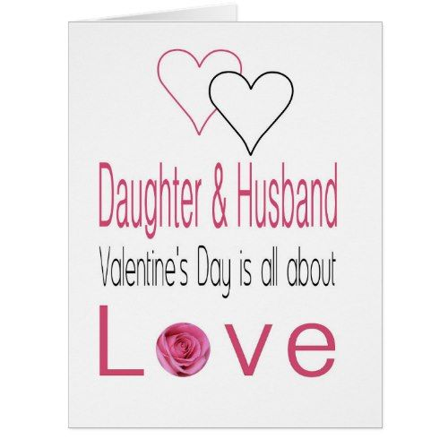 Dad Happy Valentineu0027s Day Roses Card