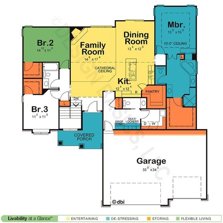 Design basics plan house plans house and home design - Home design basics ...