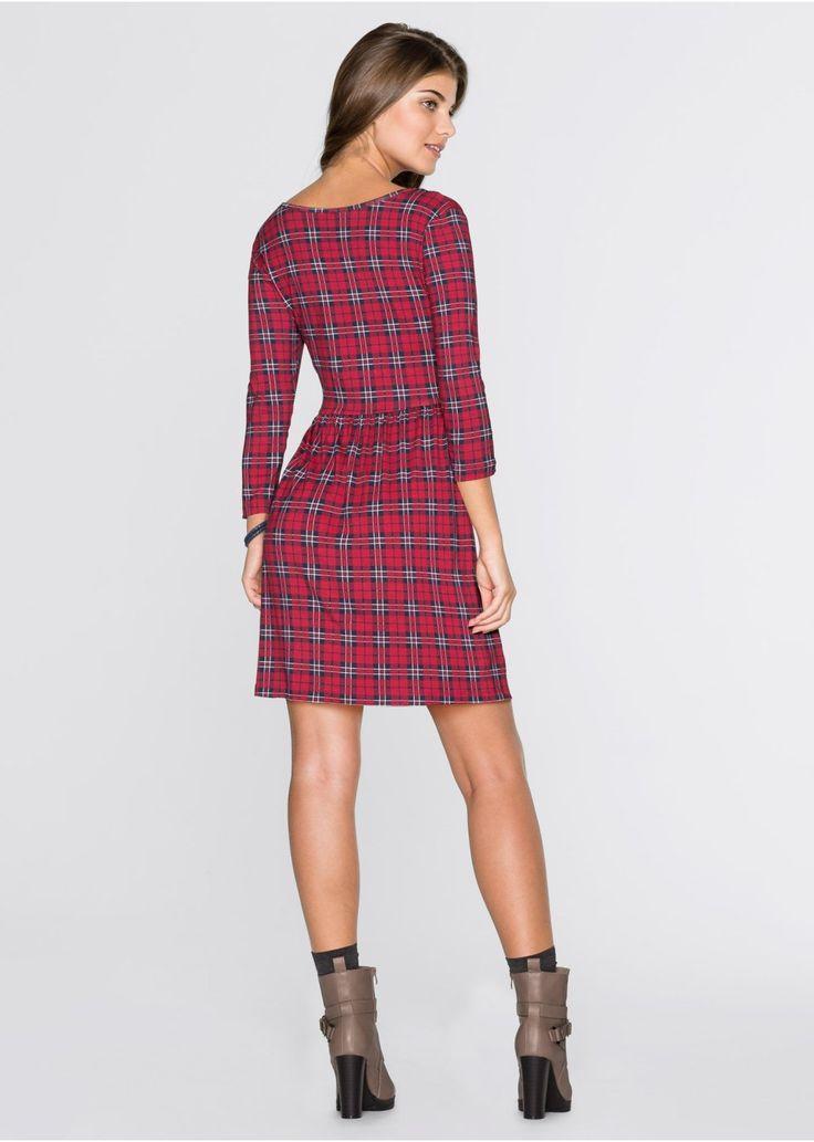 Šaty Roztomilé šaty s 3/4 rukávy a • 499.0 Kč • bonprix