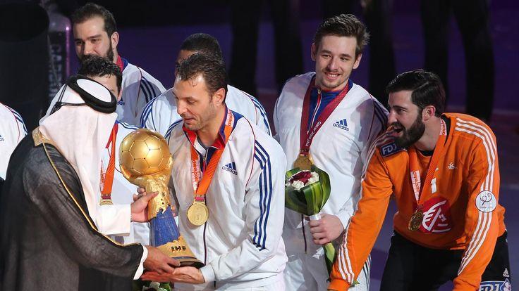 Mondial 2015 : Thierry Omeyer, la victoire dans la peau - Championnat du monde 2015 - Handball - Eurosport
