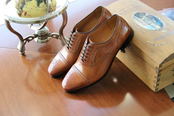 Cryst leather brogues. One of a kind. #genuineleather #crustleather #brogues