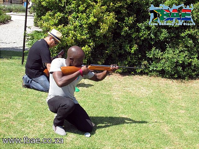 Sentech SOC LTD Hitting the Target Team Building Muldersdrift