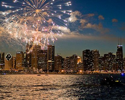 4th of July Fireworks | Chicago 4th of July