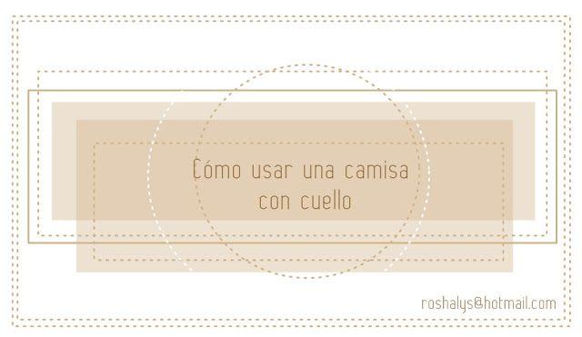 Blog de Moda & Consejos Roshalys