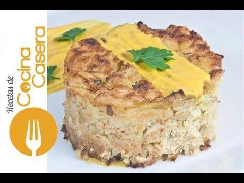 Pastelillos de patata y puerro   Recetas de Cocina Casera - Recetas fáciles y sencillas
