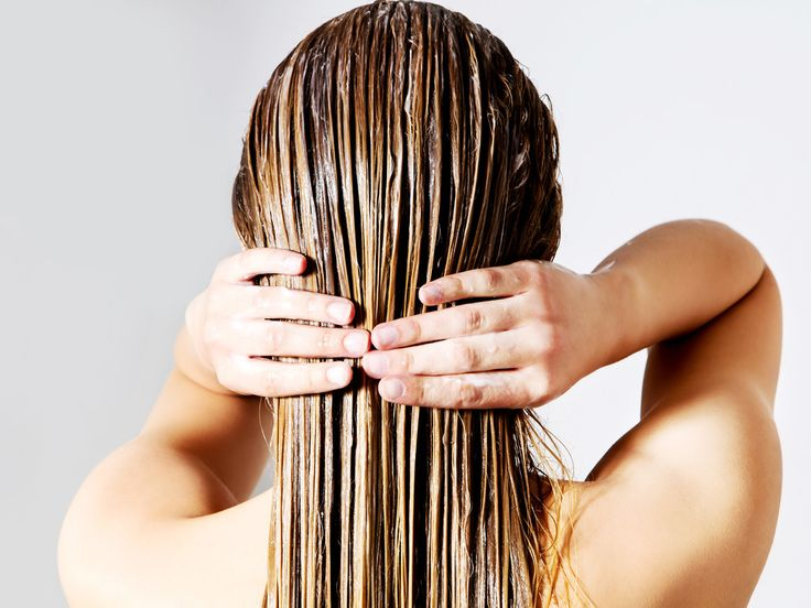 Our Favorite Overnight Hair Mask For Silky Strands   Bedhead has never looked better.