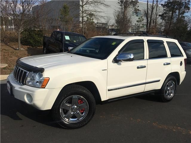 2007 Jeep Grand Cherokee Limited 2007 Jeeg Grand Cherokee 5 7 Hemi