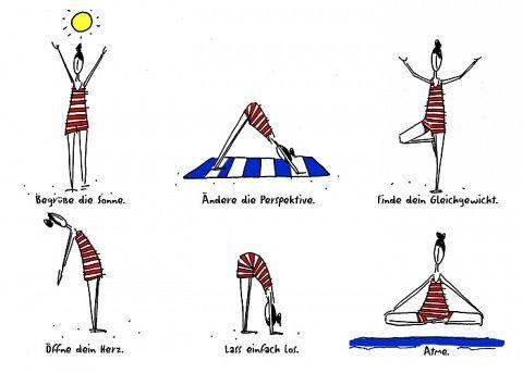 13 besten fitness bilder auf pinterest vinyasa yoga yin. Black Bedroom Furniture Sets. Home Design Ideas