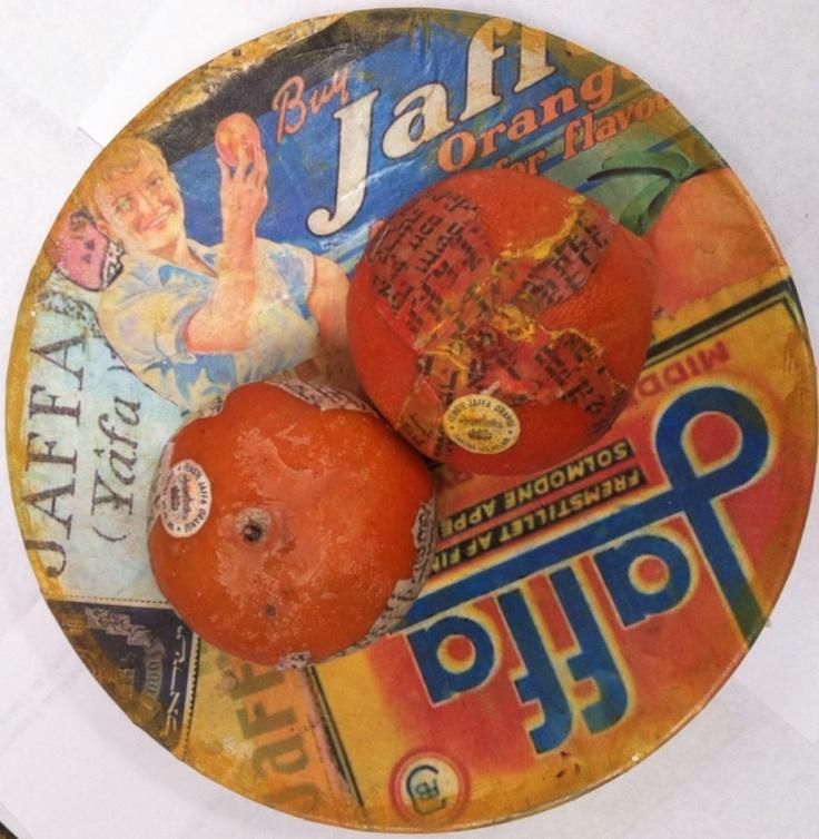 Plate with Jaffa Oranges  Steven GilbarJaffa Orange, Graphics Design, 3D Graphics, Orange Steven, Steven Gilbar