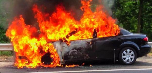 ΕΙΔΙΚΟΤΗΤΑ ΔΙΑΣΩΣΤΗΣ: Πώς πιάνει ένα αυτοκίνητο φωτιά
