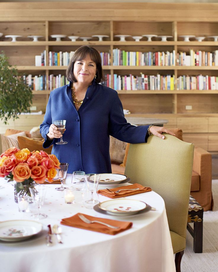 Good Housekeeping: 13 Things You Never Knew About Ina Garten