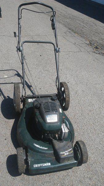 Craftsman Lawn Mower Model 917.377390 Carburetor