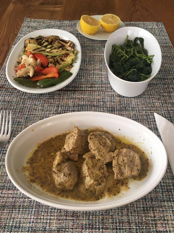 Η διατροφή μου: Η πιο νόστιμη και light σάλτσα για το ψητό κρέας