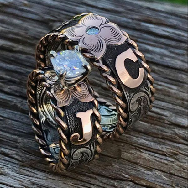 Cowgirl Wedding Ring Inspiration - COWGIRL Magazine