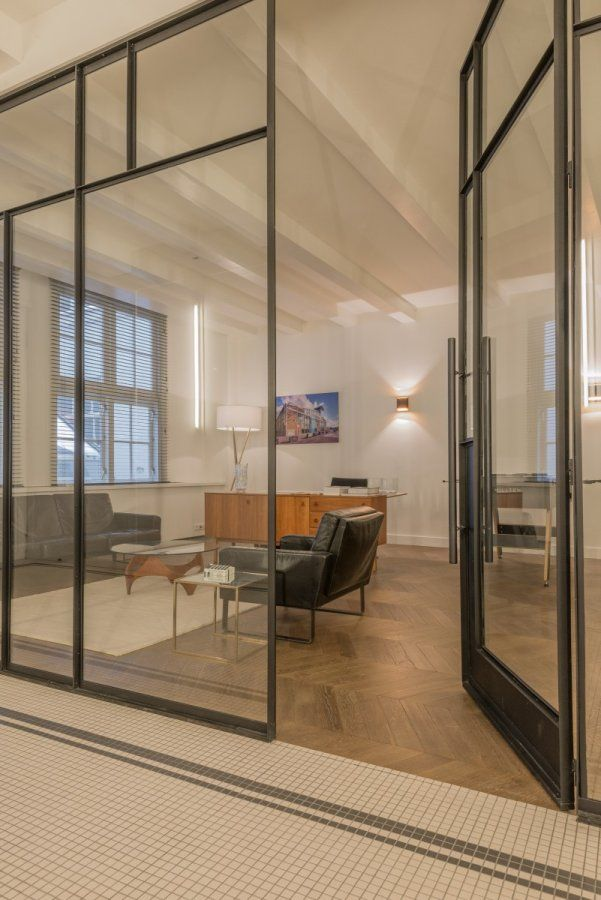 styling kantoor vastgoed bedrijf amsterdam meer interieur