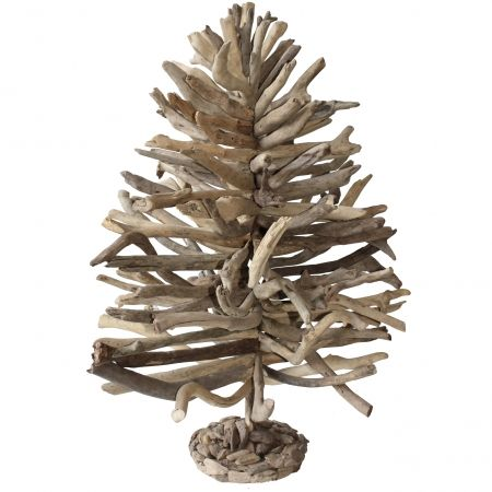 Driftwood Christmas tree - hardtofind. Love this idea! And love this website, so much great stuff, so little time to shop online!